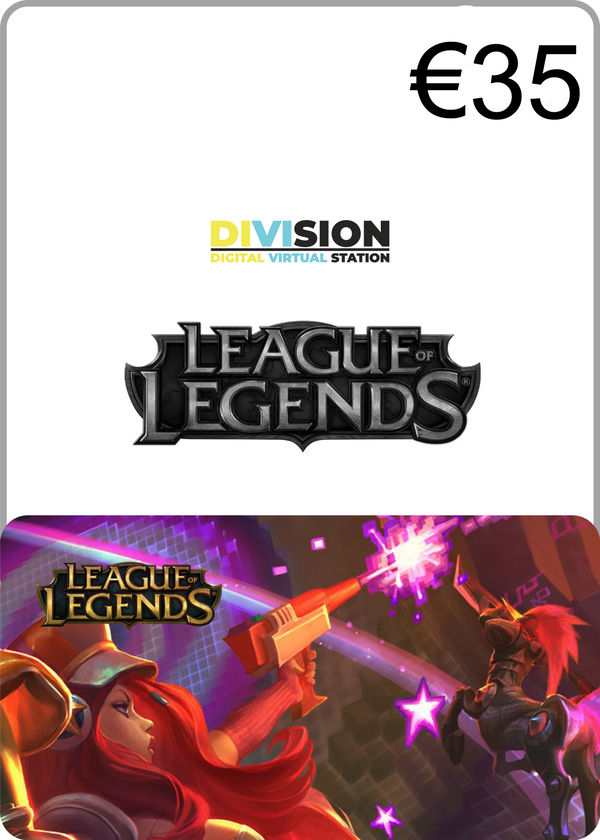 League of Legends €35 Global - sale