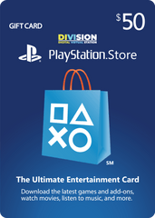 KSA - PlayStation PSN Card 50$