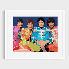 Load image into Gallery viewer, The Beatles Print