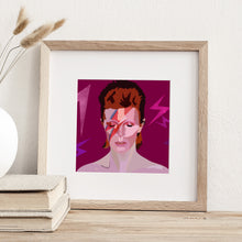 Load image into Gallery viewer, David Bowie print