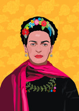 Load image into Gallery viewer, Frida Kahlo poster