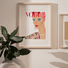 Load image into Gallery viewer, vogue poster