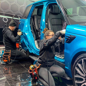 S6 Vehicle Wrapping Academy. Vehicle wrapping courses, learn from the best. Vehicle wrapping courses for all abilities. Don't delay book today.