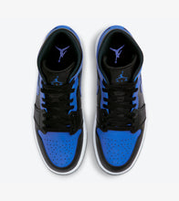 "Load image into Gallery viewer, Air Jordan 1 Mid ""Hyper Royal"" - Shoe Engine"