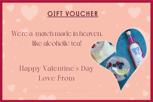 Tipsy Tea Gift Voucher