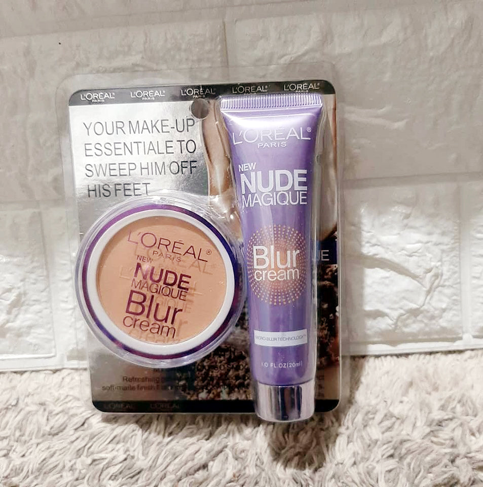 Nude Magique Blur Cream by LOreal Paris - Bags of Beauty