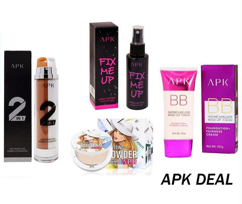 4in1 APK makeup deal