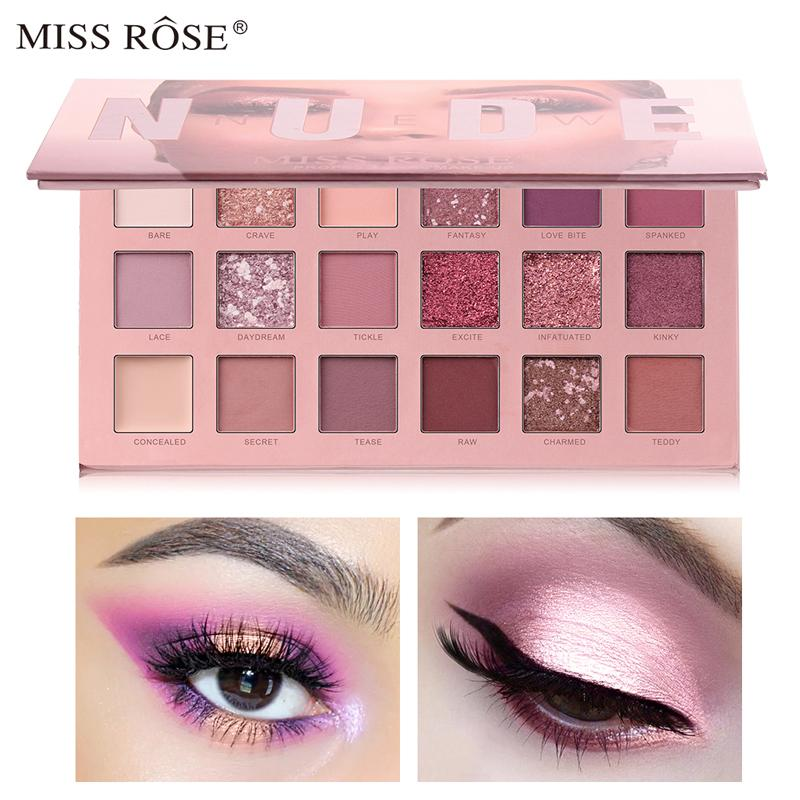 Miss Rose 7in1 Deal, foundation, Primer, Nude Eye shadow
