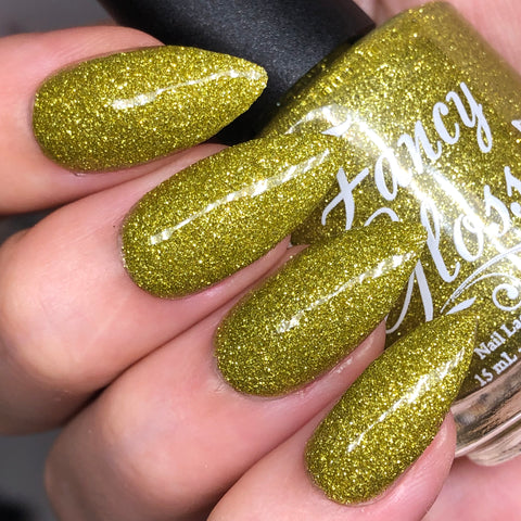 Chartreuse Twinkle