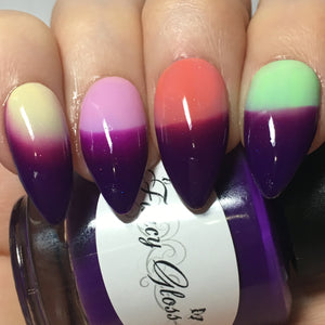 Purple Thermal Top Coat