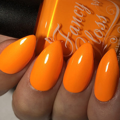 Neon Orange/Yellow (shimmer)