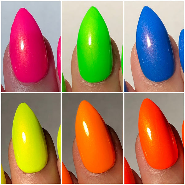 Neon Collection (shimmer)