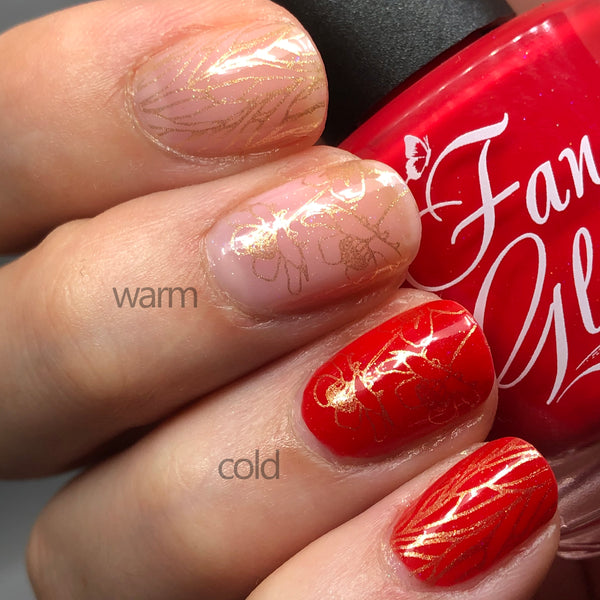 Red Thermal Top Coat