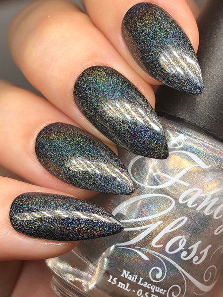 Original holo top coat