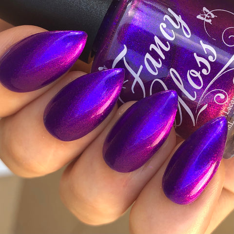 Purple Eclipse