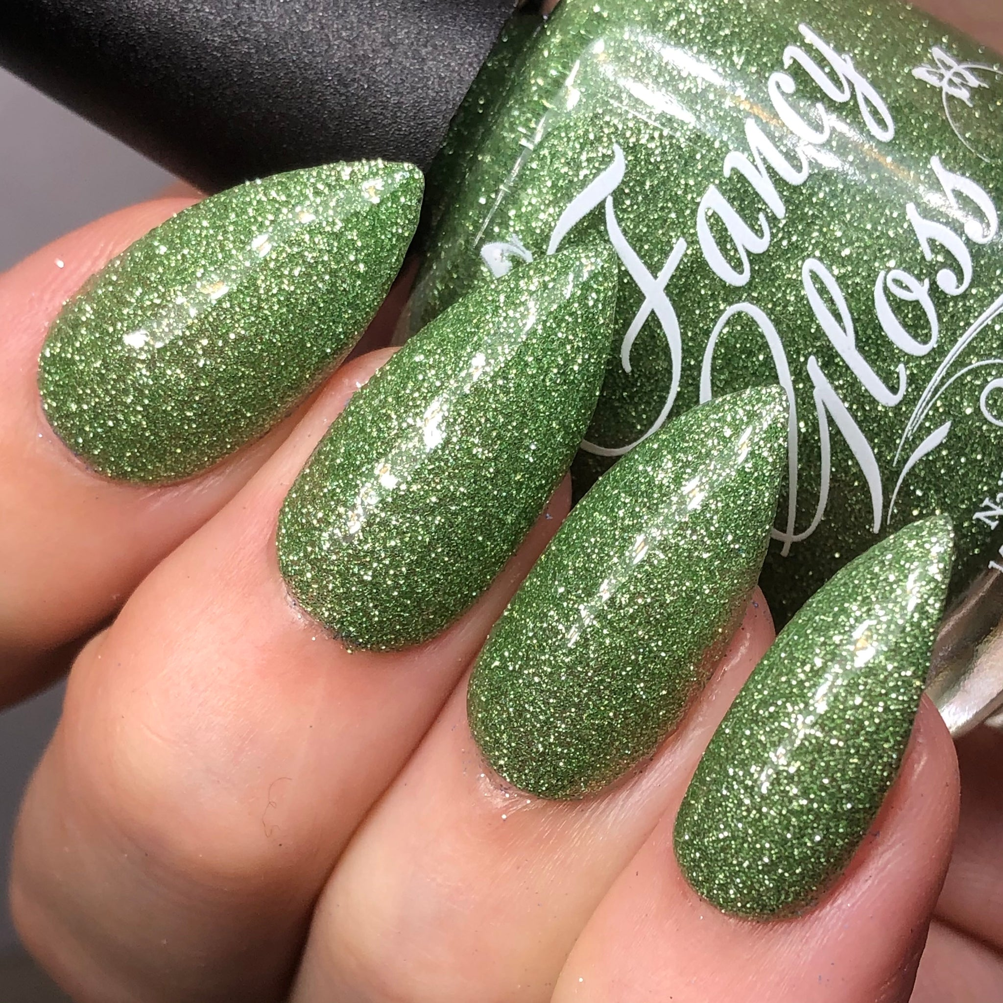 Light Green Twinkle