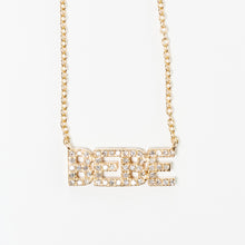 Load image into Gallery viewer, Bebe Necklace