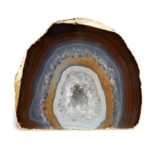 Load image into Gallery viewer, Agate Geode - Natural