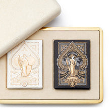 Load image into Gallery viewer, Shagreen Card Case & Cards