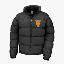 Load image into Gallery viewer, Men's Oxford College Puffer Jacket
