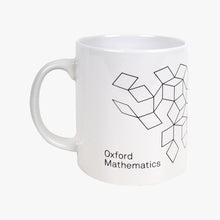 Load image into Gallery viewer, Oxford Mathematics Penrose Mug - Two Colours