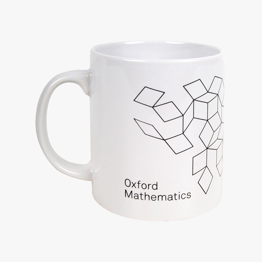Oxford Mathematics Penrose Mug - Two Colours