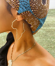 Load image into Gallery viewer, Motherland Hoops Earrings (5965997047980)