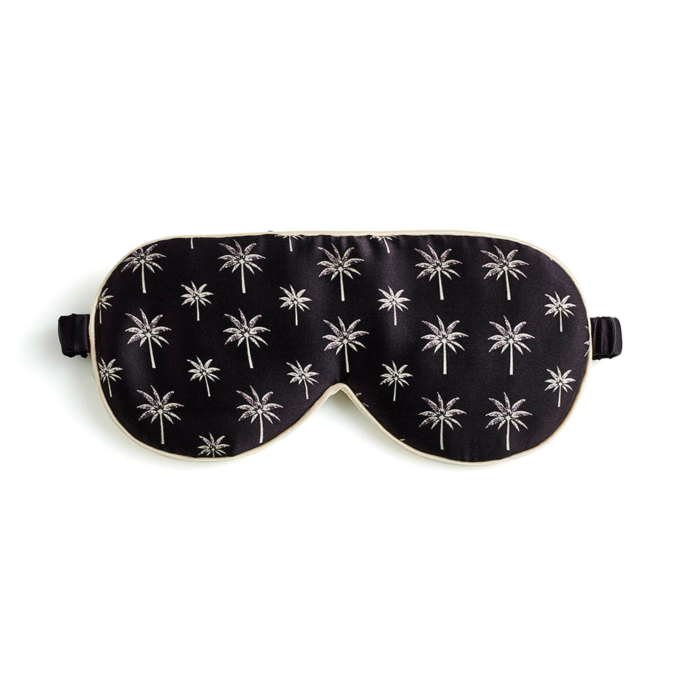 FAN PALM EYE MASK -  PALM SIGNATUR