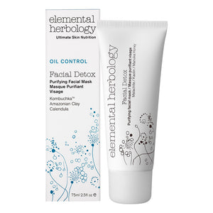 ELEMENTAL HERBOLOGY FACIAL DETOX PURIFYING FACIAL MASK