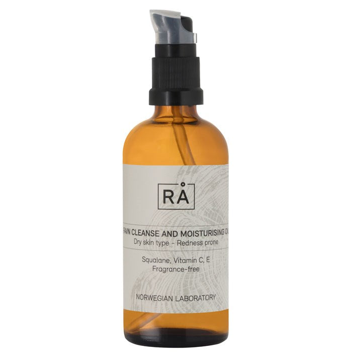 RÅ -  FAVN CLEANSE AND MOISTURISING OIL