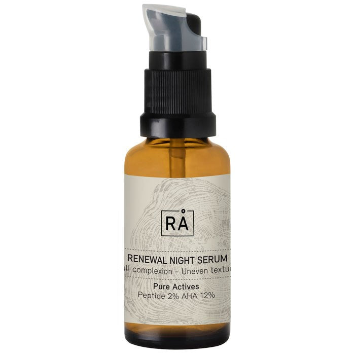RÅ - RENEWAL NIGHT SERUM