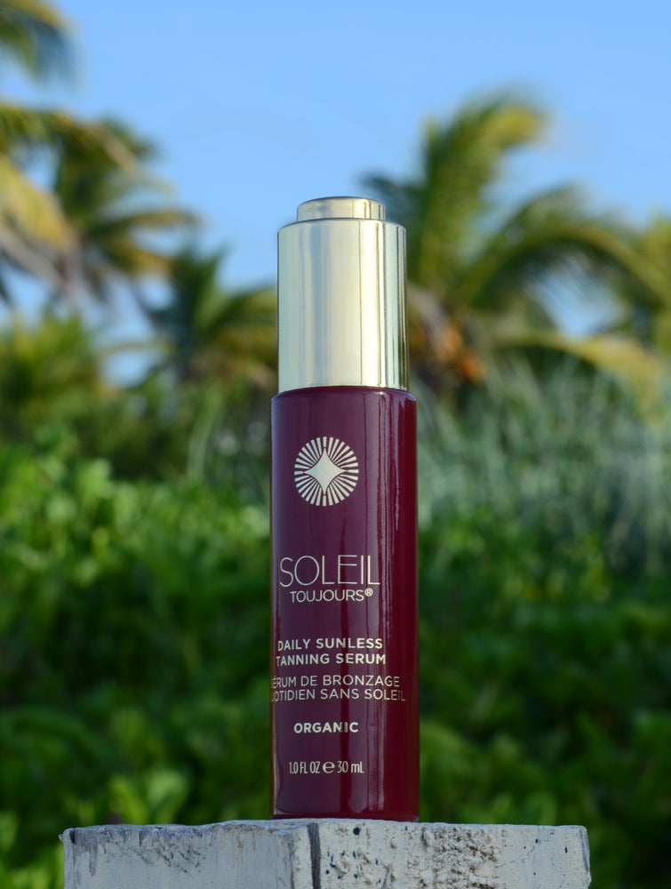 SOLEIL TOUJOURS - Organic Daily Sunless Tanning Serum