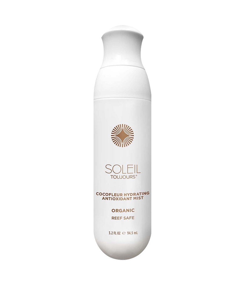 SOLEIL TOUJOURS - Organic CocoFleur Hydrating Antioxidant Mist