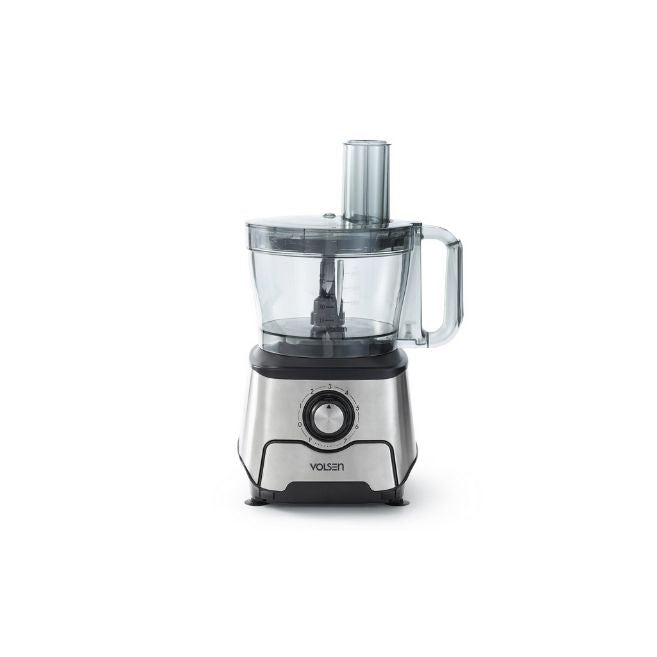Steel Ribbon Seven-Speed Food Processor