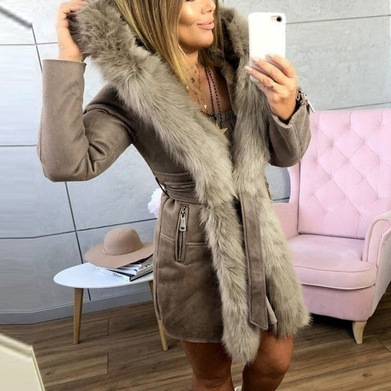 Sophie - Stijlvolle Warme Winter Parka