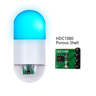 HDC1080 Temperature and Humidity Sensor for Heltec Capsules - Parley Labs