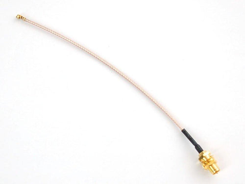iPEX to RP-SMA (Female) Adapter Cable - Parley Labs
