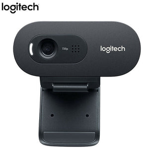 Original Logitech C270/C270i HD Video 720P Webcam Built-in Micphone USB2.0 Computer Camera USB 2.0  for PC Lapto Video Calling