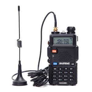 Baofeng Antenna for Portable Radio Mini Car VHF Antenna for Quansheng Baofeng 888S UV5R Walkie Talkie UHF Antenna LX9A