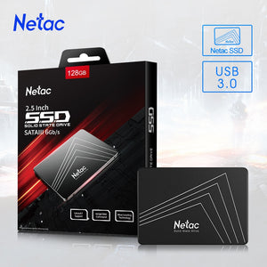 Netac N530S ssd 1tb 2.5'' SSD SATA SATAIII ssd 500gb 250gb 128gb Internal Solid State Drive for Laptop or Computer hard drive