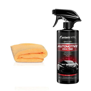 Car Ceramic Coating 500ML liquid glass for auto car wax paint car polish cleaning spray paint polish for plastic ceramic for car