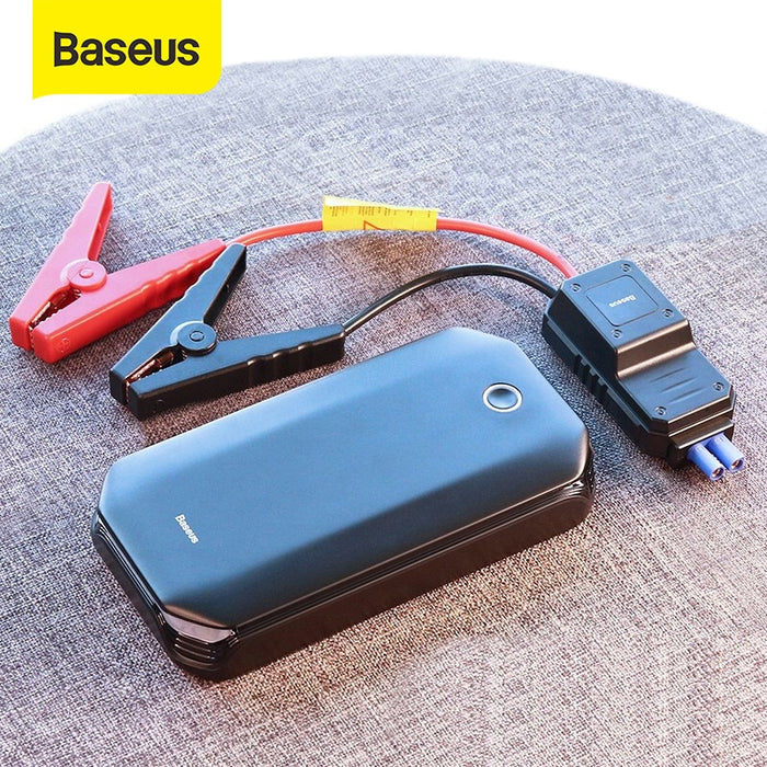 Baseus automotive Jump Starter Starting Device Battery Power Bank 800A Jumpstarter Auto Buster Emergency Booster Car Charger Jump Start