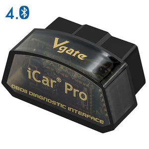 Vgate ICar Pro Bluetooth 4.0 WiFi OBD2 Scanner Elm327 Diagnostic Tool OBD Code Reader for Andriod IOS Elm 327 Automotive Scanner