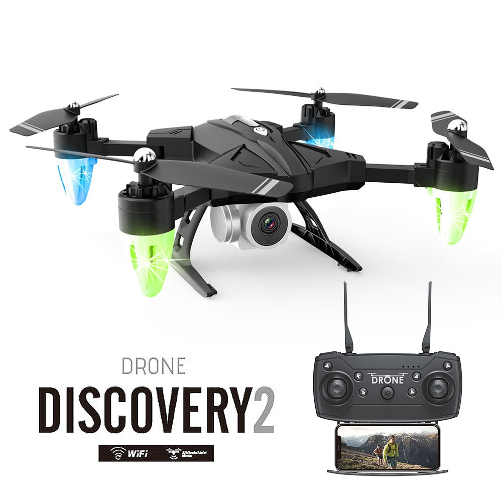 FPV Drone Quadcopter with Camera Professional 4K Drone Helicopter Aereal Height Hold Drone 4K GPS