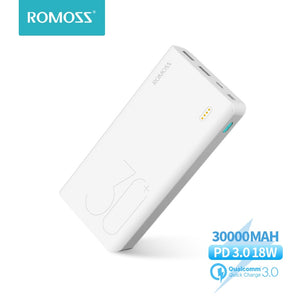 Sense 8+ 30000mAh 3.0 Fast Charging Powerbank