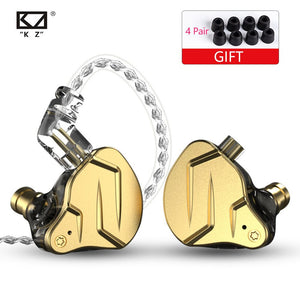 KZ ZSN PRO/ZSN PRO X 1BA+1DD KZ Hybrid Earphone Headset HIFI Earbuds In Ear Monitor Headphones Earbuds For ZST ZST X ZSX