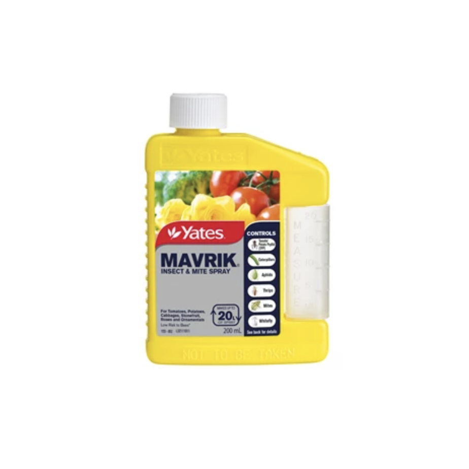 Yates Mavrik Insect & Mite Spray Concentrate