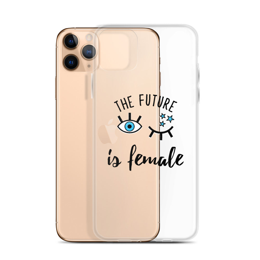 iPhone Case <br> The Future Is Female