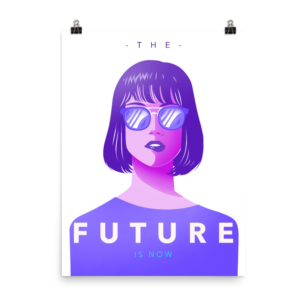 Poster <br> Futur Is Now #2