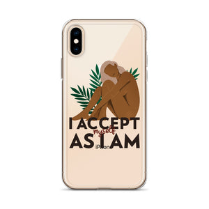 iPhone Case <br> I Accept Myself